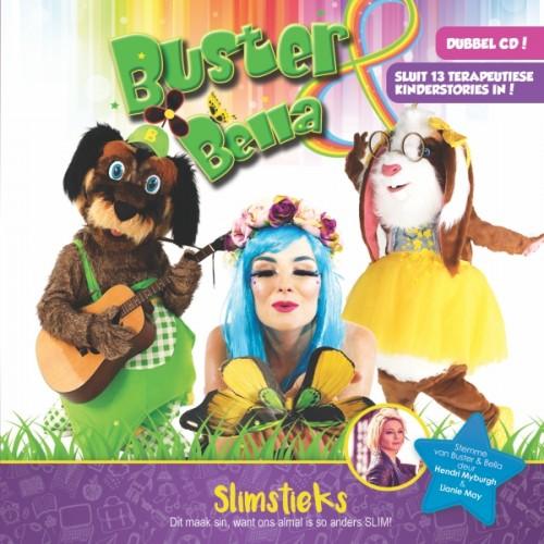 Buster & Bella Slimstieks CD