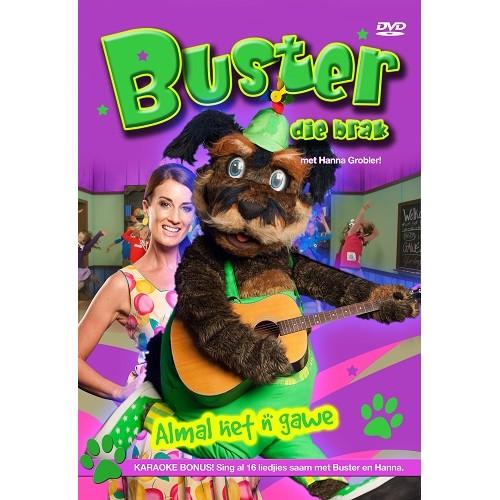 Buster die Brak DVD